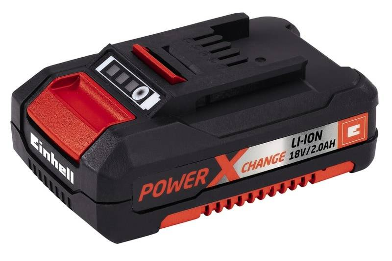 Einhell Power X-Change 18V 2,0 Ah akku